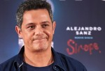 Alejandro Sanz Presents His New Album in Madrid