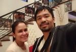 Jinkee Pacquiao, Manny Pacquiao