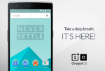 OxygenOS is Here