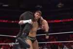 CM Punk Battles The Shield