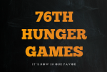 76th Hunger Games Fan Concept