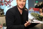 Chris Pratt Visits The Ronald McDonald House New York