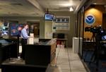 National Hurricane Center Monitors Hurricane Arthur