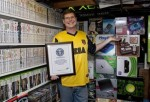 Michael Thomasson, World Record Video Game Collector