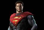 Superman from Injustice: Gods Among Us