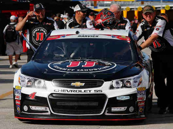 NASCAR Sprint Cup Series Coke Zero 400 - Practice