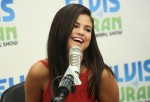 Selena Gomez Visits 'The Elvis Duran Z100 Morning Show'