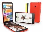 The Nokia Lumia 1320 Windows Phone 8 smartphone.
