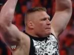 Brock Lesnar Returns