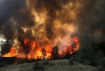 Rocky Fire Expands To 60,000 Acres In Drought-Ridden Northern California