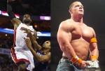 Would LeBron James Wrestle in the WWE?