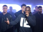The Official Idris Elba & Superdry Presentation At LCM