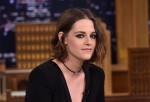 Kristen Stewart Visits 'The Tonight Show Starring Jimmy Fallon'