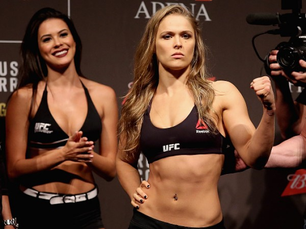 UFC 190 Weigh-in