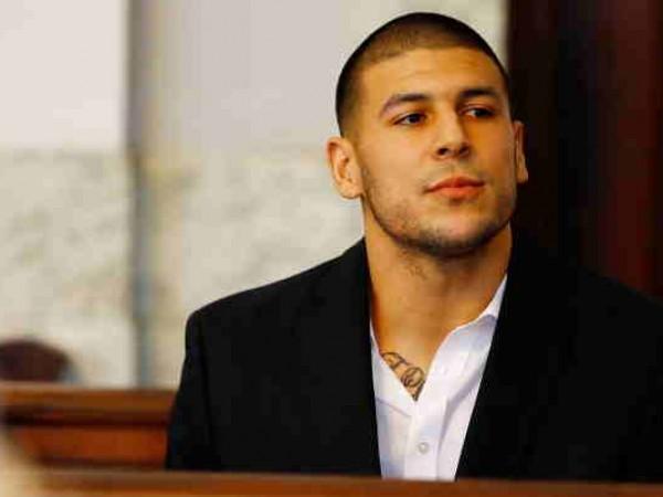 Aaron Hernandez Court Appearance
