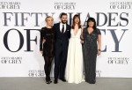 'Fifty Shades Of Grey' - UK Premiere - Red Carpet Arrivals