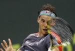 Rafael Nadal Crusing At Quatar Open