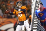 Is Peyton Manning the Man of Steel?