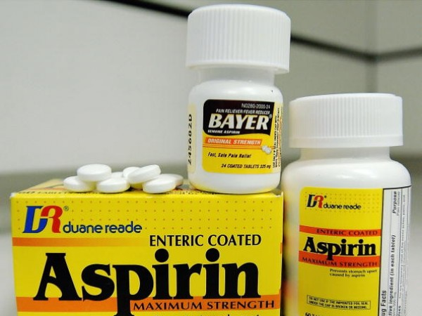Aspirin May Reduce Risk of Colon Cancer