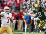 2014 NFL Playoffs 49ers/Packers