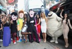 World Premiere Of Fifth Harmony Video For #HotelT2 In Times Square