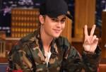 ustin Bieber Visits 'The Tonight Show Starring Jimmy Fallon'