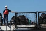 Coast Guard Offloads Massive Amount Of Cocaine Seizures at Sea