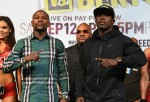 Floyd Mayweather Jr. v Andre Berto - News Conference