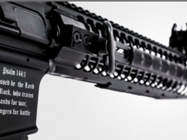 Florida gun-maker creates anti-Muslim assault rifle