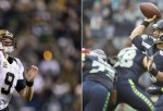 Saints-Seahawks Playoff