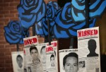 Activists Rally On Behalf Of Missing Mexican Students In Washington
