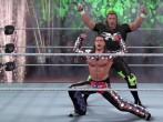 Screenshot from WWE 2K16