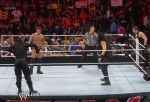 The Shield vs CM Punk