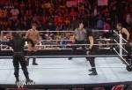 The Shield vs CM Punk