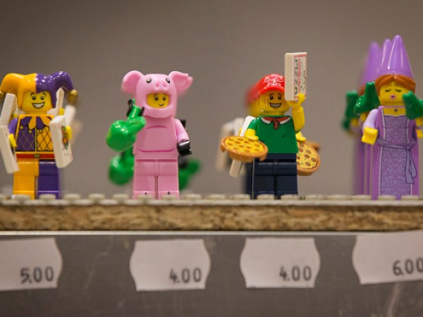Lego Enthusiasts Gather For Brick 2014