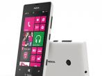 The Nokia Lumia 521 Windows Phone 8 smartphone.