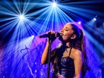 IHeartMedia Presents Ariana Grande World Premiere Event On The Honda Stage At The iHeartRadio Theater Los Angeles