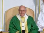 Pope Francis Celebrates Mass On Philadelphia's Benjamin Franklin Parkway