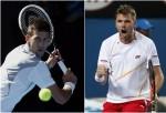 Novak Djokovic, Stanislas Wawrinka to Square Off in Australian Open 2014 Quarterfinals