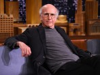 Larry David And Jason Alexander Visit 'The Tonight Show Starring Jimmy Fallon'