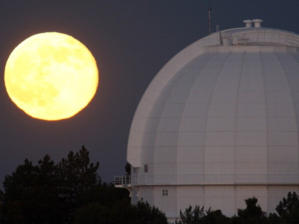 Moon Appears Larger Than Normal, As Its Closer To Earth