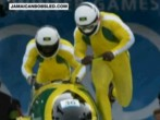 Jamaican Olympic bobsled team