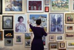 NOT The Royal Academy Exhibition Displays Work Rejected For The Summer Exhibition