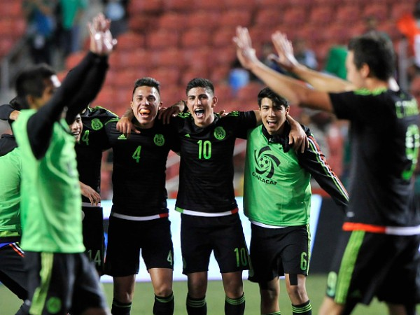 Honduras v Mexico: Final-2015 CONCACAF Olympic Qualifying