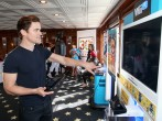 The Nintendo Lounge On The TV Guide Magazine Yacht - Day 3 - Comic-Con International 2015