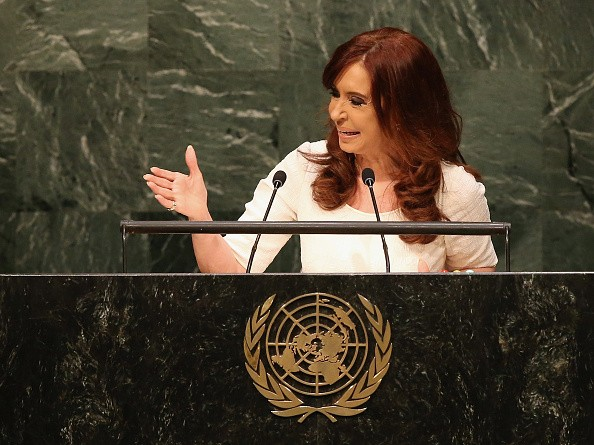 Argentine Run-Off: A Vote on Kirchner Legacy