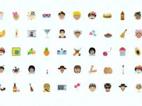 Latino Emoji App