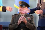 Panetta And Dempsey Attend SOUTHCOM Change Of Command Ceremony