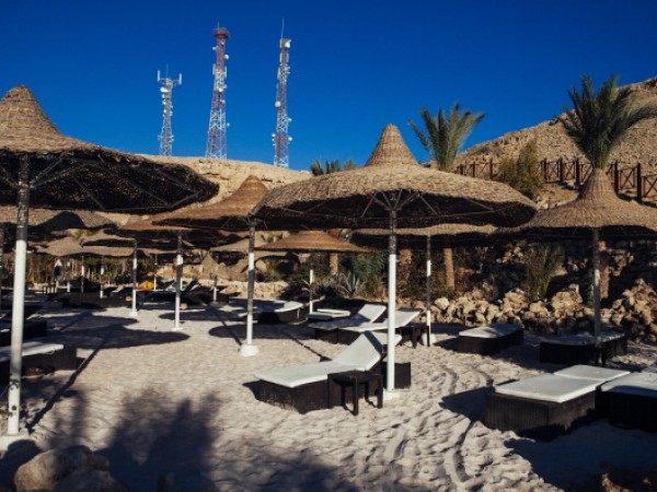 Tourism In Popular Egyptian Holiday Destination, Sharm El Sheik