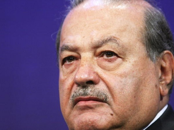 Carlos Slim May Be Losing Some of His Fortune